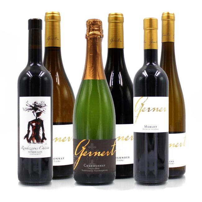 Weingut Gernert Aktionspaket Rotwein Gourmet