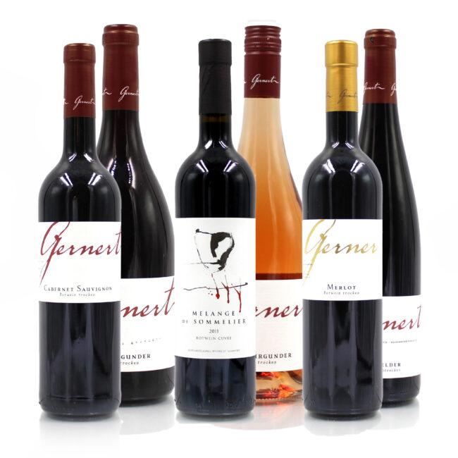 Weingut Gernert Aktionspaket Rotwein trocken