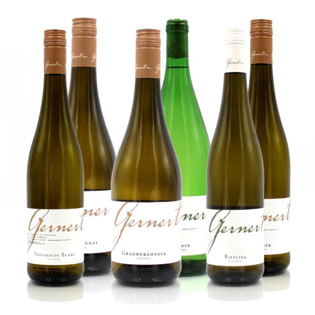 Weingut Gernert Aktionspaket Weisswein
