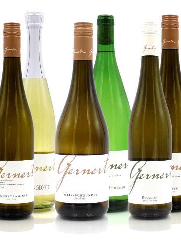 Weingut Gernert Aktionspaket Weisswein mixed