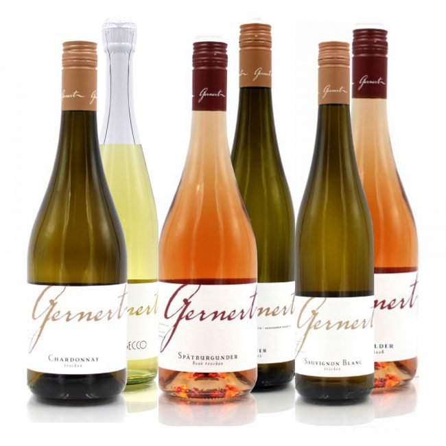 Weingut Gernert Aktionspaket Neuer Jahrgang